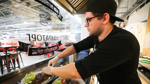 Бургерные бронируют столики  / Помещения закрывшихся ресторанов могут отойти сети «Мираторга»