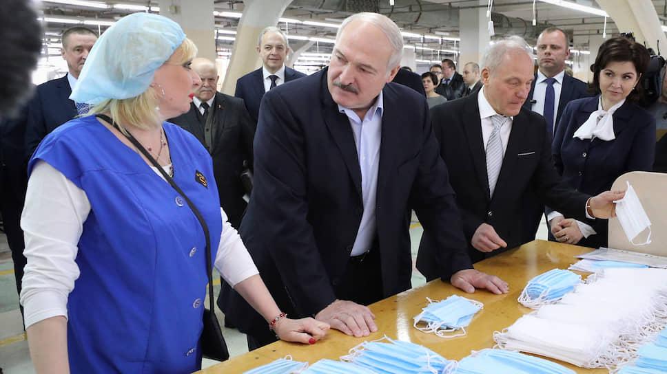 Почему гаждане Белоруссии рвутся на карантин