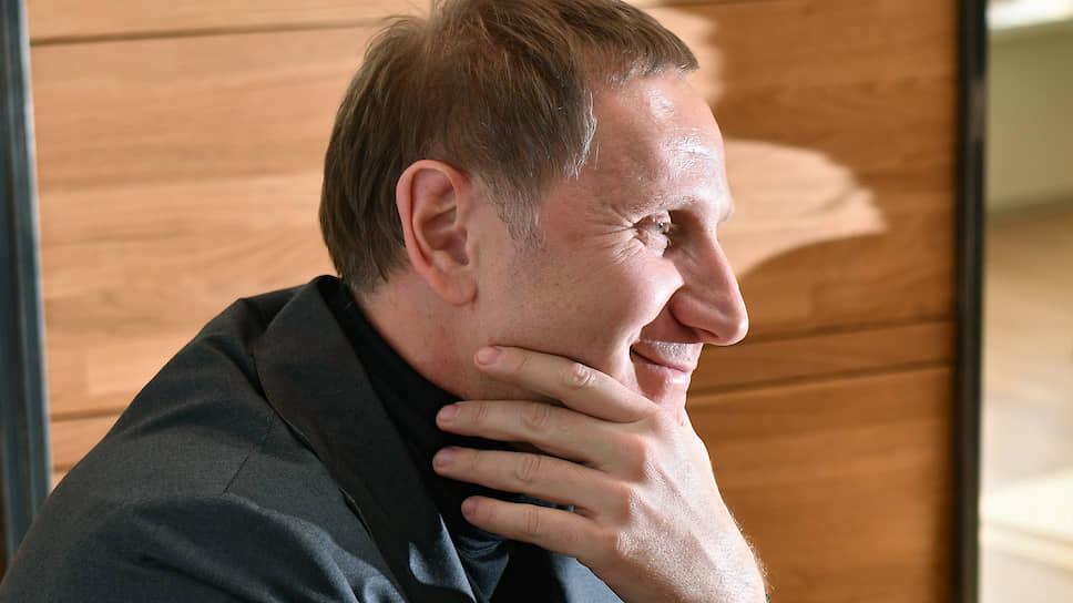 Гендиректор «СТС Медиа» Вячеслав Муругов о телевидении и интернете