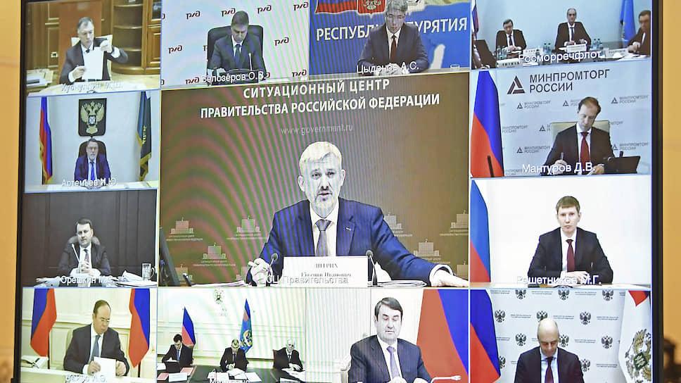 Подведомственный министру Евгению Дитриху транспорт больше других отраслей пострадал от эпидемии и ждет всеобъемлющей поддержки