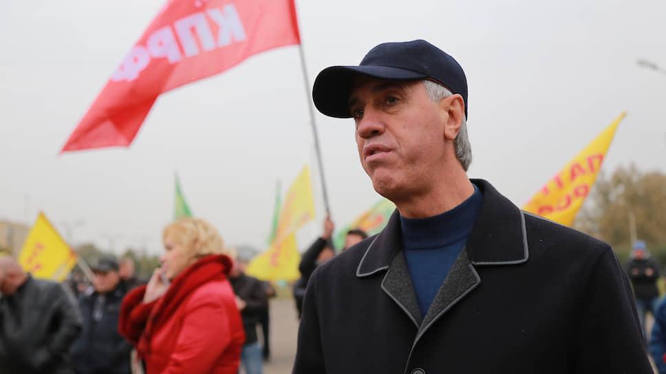 Анатолия Быкова взяли на показаниях начальника киллеров