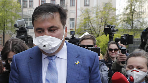 Паны дерутся — у генацвале чубы трещат  / Как приход Саакашвили в команду Зеленского может осложнить жизнь властям Грузии