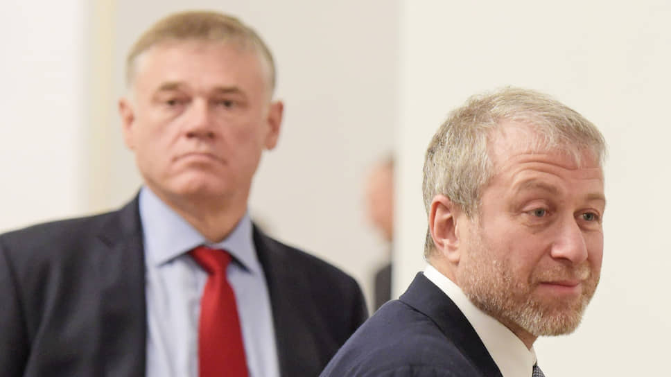Роман Абрамович выходит из леса / Он и его партнеры хотят продать RFP Group