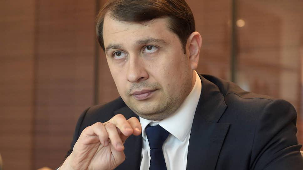 Заместитель министра экономического развития России Илья Торосов