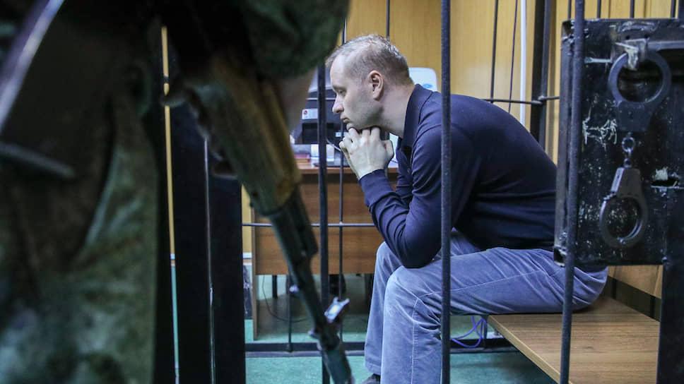 Михаилу Барышеву дали три месяца на 62 тома