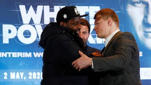 Боксеры наденут перчатки для сада  / Промоутер Эдди Хирн планирует устроить бой Александра Поветкина в собственном поместье