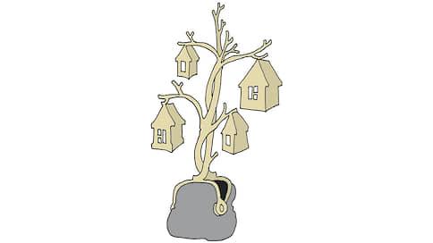 Выкуп жилья завис в банке  / Минстрой и «Дом.РФ» не сошлись во взглядах на денежные потоки
