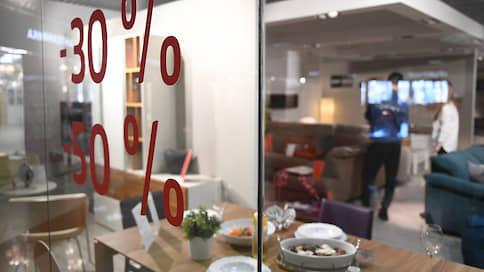 Диваны заждались магазинов  / Мебельщики просят разрешить торговлю через центры