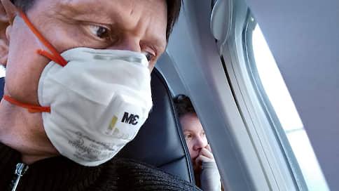 Самолеты заходят на рассадку  / Авиаперевозчики просят отменить антивирусное заполнение салонов