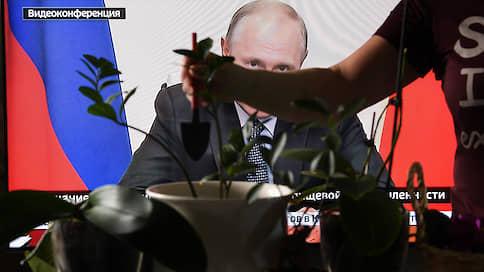 Зерноподданнические настроения  / Как сельское хозяйство показало себя Владимиру Путину всеми своими дарованиями
