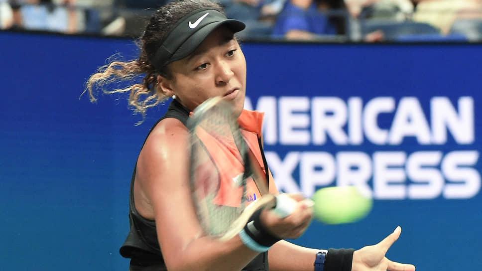 Теннисистка Наоми Осака