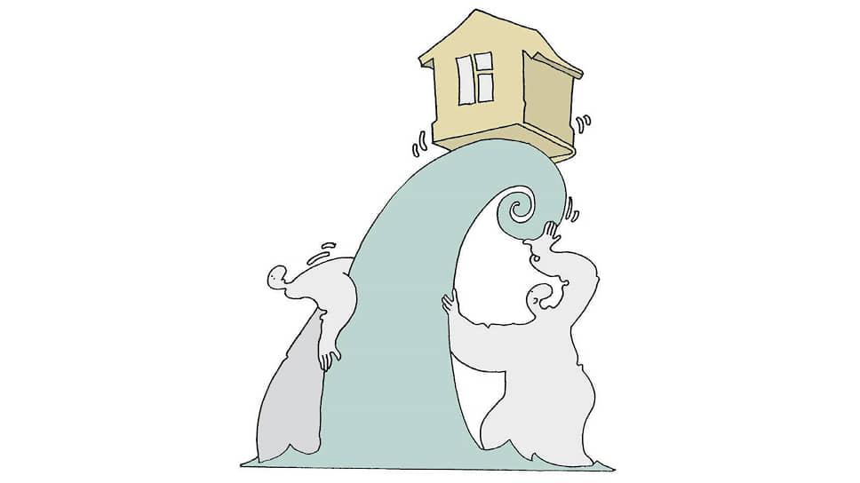 Элита поселкового типа  / Растет спрос на дорогую загородную недвижимость