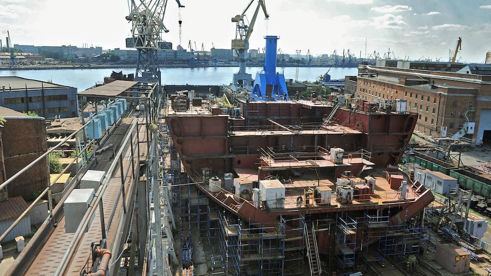 Россия — родина баллов / Минпромторг подготовил новые правила локализации судостроения