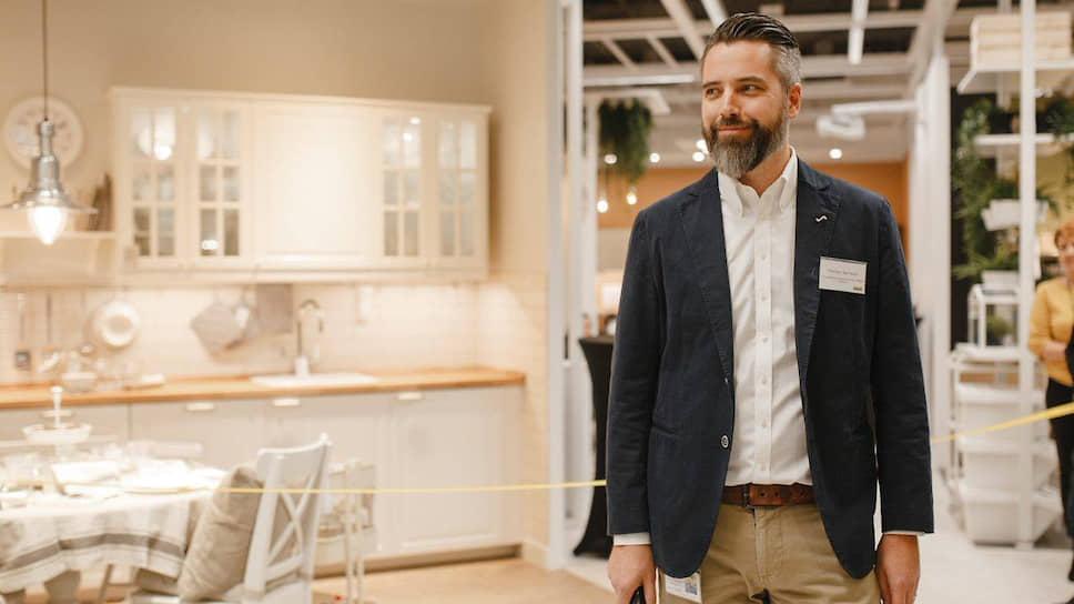 Гендиректор розничной сети IKEA в России Понтус Эрнтелл о том, как меняются потребительские привычки в эпоху пандемии