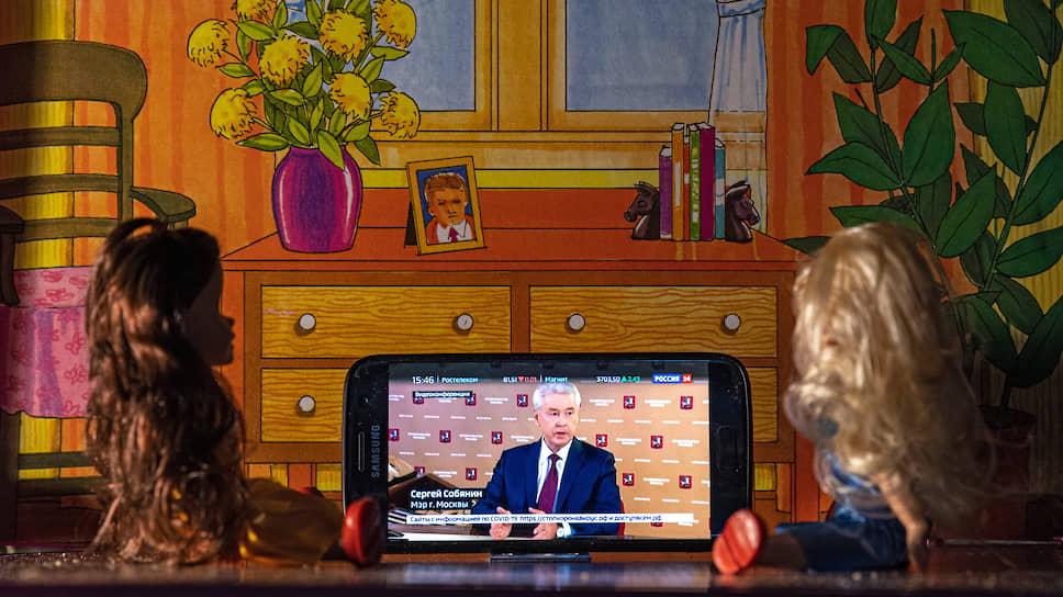 Гуляй, масквина! / Как Сергей Собянин скомандовал москвичам «на первый–второй рассчитайсь!»