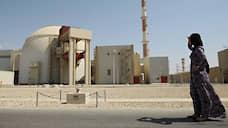 Ядерных слов не хватает  / США запрещают всю атомную программу Ирана за исключением Бушерской АЭС