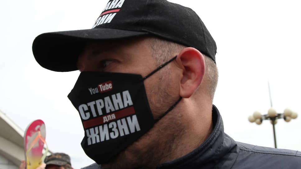 Оппозиционная деятельность блогера Сергея Тихановского довела его до ареста