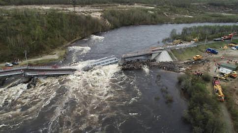 Мурманск отрезало от сети  / Железнодорожное сообщение может остановиться на полгода
