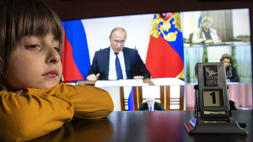 Владимир Путин определился для себя и для всех