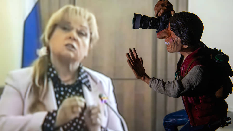 Элла Памфилова готова вынести себя на суд общественности