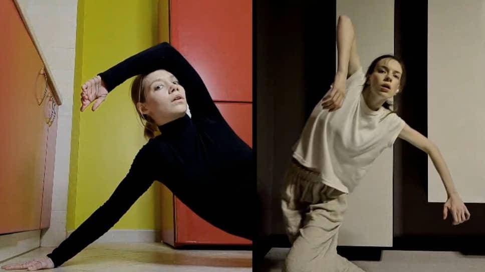 В этом спектакле даже домашние кухни Анастасии Пешковой (слева) и Дианы Мухамедшиной превращаются в арт-объекты