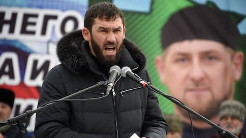 Границы братства республик / Спикер парламента Чечни предложил Дагестану решить территориальный вопрос