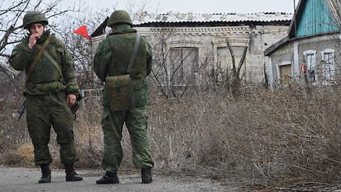 Киев вызывает Москву на себя  / Украина хочет воевать и мириться в Донбассе только с Россией