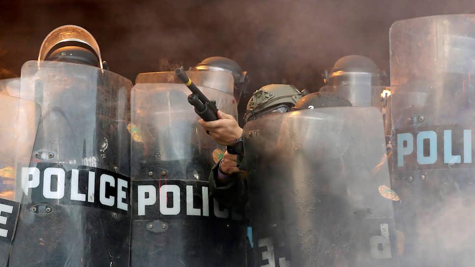 Как американские политики пытаются реформировать полицию