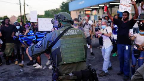 Америке добавили горячую точку  / Очередное убийство чернокожего белым полицейским в США грозит стране новой волной протестов