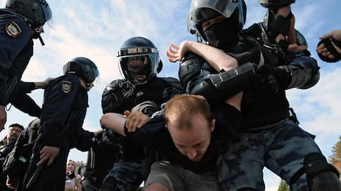 Московские протесты оценят в Страсбурге  / Пострадавшие от полиции и Росгвардии обратились в ЕСПЧ