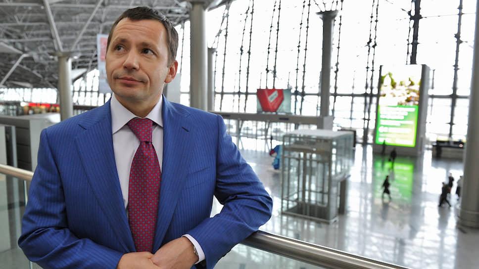 Совладелец Внуково Виталий Ванцев о том, как кризис в авиационной отрасли повлиял на аэропорт