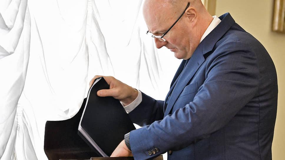 Вице-премьеру Дмитрию Чернышенко представили план поддержания волны цифровизации госорганов и после окончания коронавирусной эпидемии