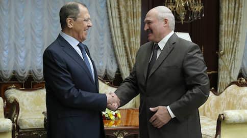 Друг познается в МИДе  / При Сергее Лаврове Александр Лукашенко говорит о русских либо хорошо, либо очень хорошо