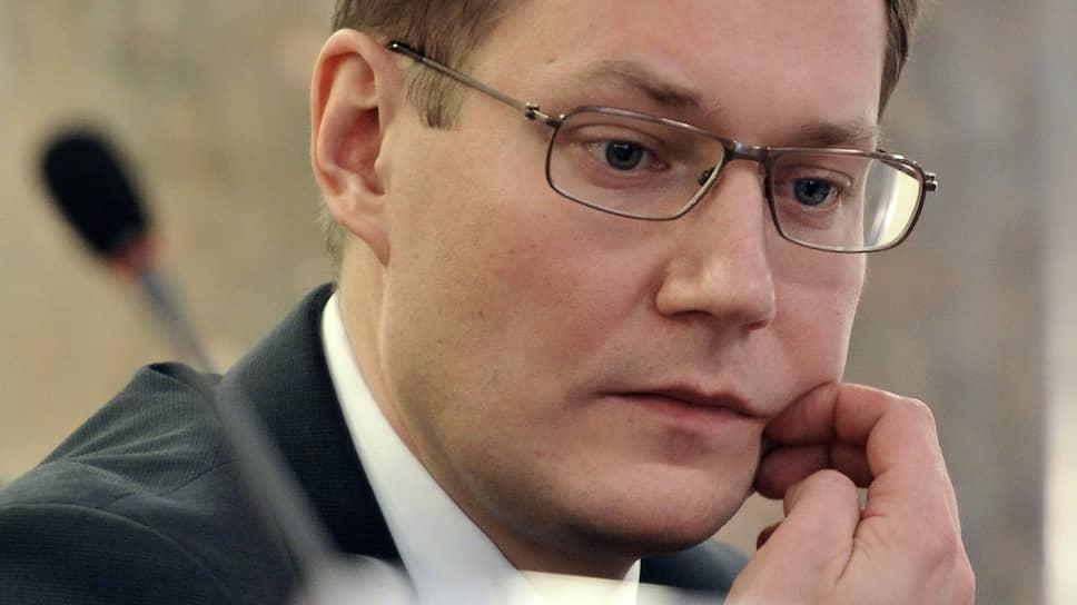 Руководитель Федерального казначейства России Роман Артюхин