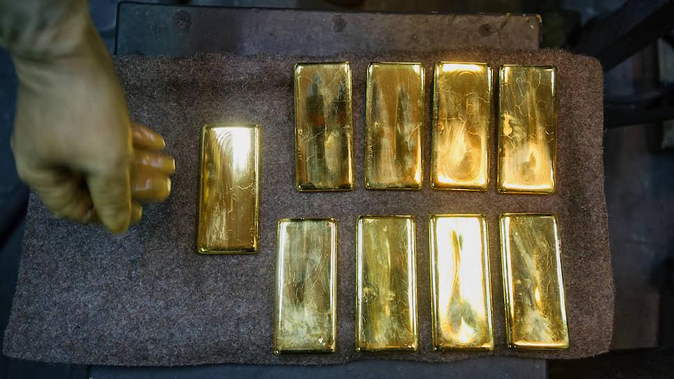 Как центробанки простимулировали золото
