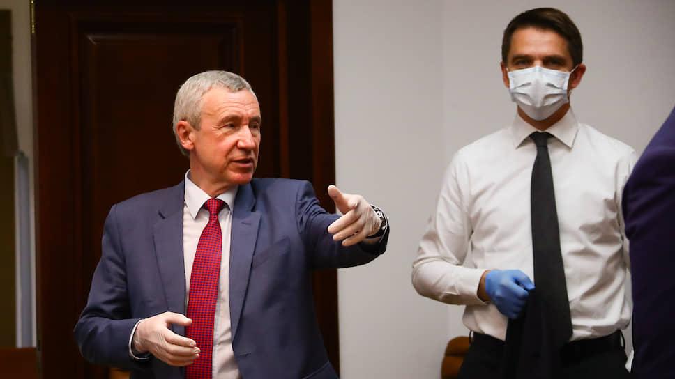Андрей Климов вмешался в тайны Госдепа