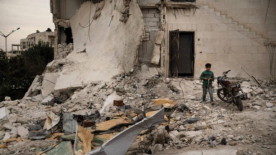 Сирийские джихадисты делят Идлиб