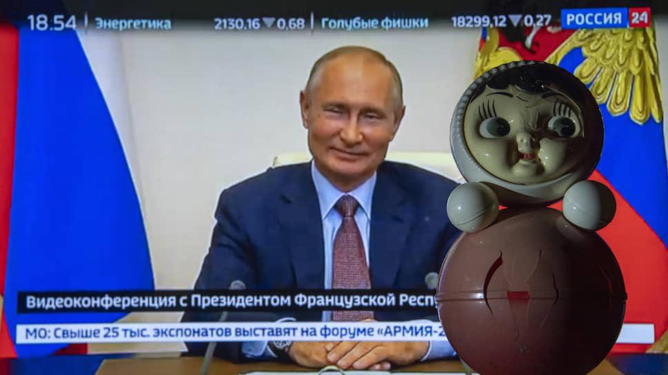 Владимир Путин приготовил французскому другу несколько приятных подарков (прежде всего в позиции по Ливии)