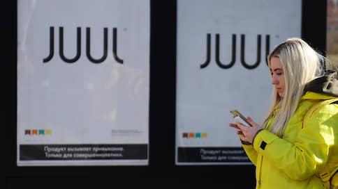 Электронные сигареты сворачиваются // Продукция компании Juul может быть запрещена в России