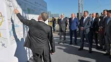 C ЦКАД приказано закругляться  / Марат Хуснуллин обещал открыть две трети платной трассы вокруг Москвы до конца года