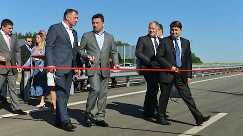 C ЦКАД приказано закругляться // Марат Хуснуллин обещал открыть две трети платной трассы вокруг Москвы до конца года