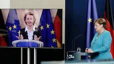 Из пешек в немки  / Ангела Меркель отчиталась о приоритетах Европы перед своей бывшей соратницей