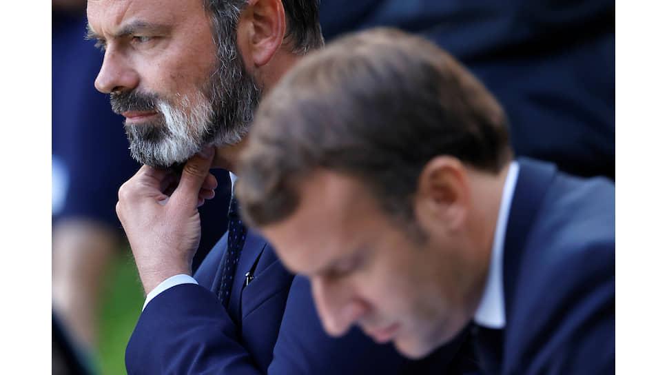Бывший премьер-министр Франции Эдуар Филипп
