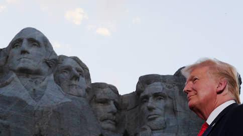 4 июля поделили на двоих // Дональд Трамп и Джо Байден в главный национальный праздник сделали диаметрально противоположные заявления