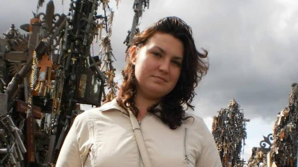 Эксперт Фонда поддержки публичной политики им. А. М. Горчакова Антонина Зимина