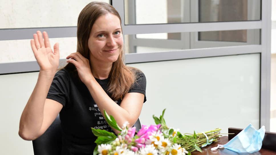 Журналистку Светлану Прокопьеву приговорили к общественному оправданию