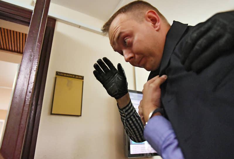 Ивана Сафронова арестовали до 6 сентября