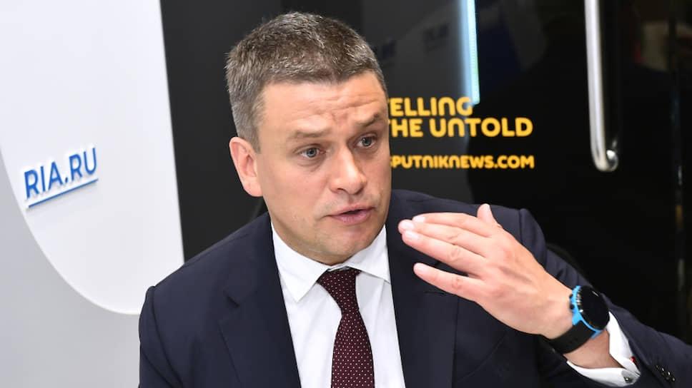 Глава агентства Дальнего Востока по привлечению инвестиций Леонид Петухов