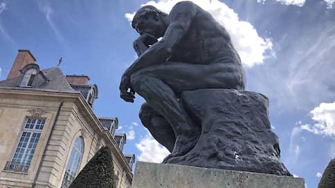 «Мыслитель» призадумался о деньгах  / Музей Родена выставит на продажу 130 скульптур