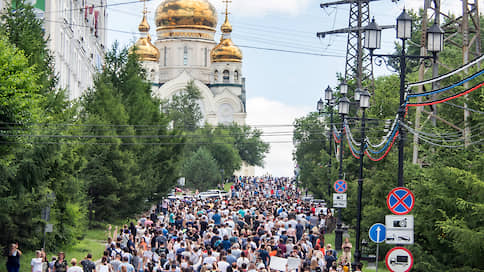 Кто крайний за хабаровским / Отставка Сергея Фургала может состояться уже на этой неделе